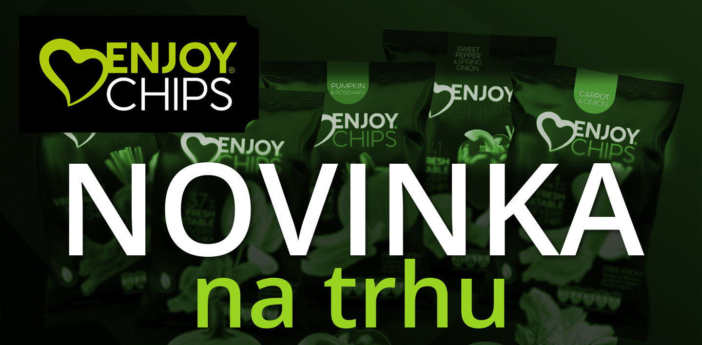 enjoy chips novinka